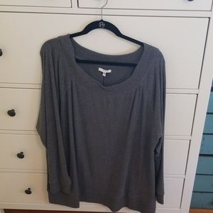 Maurices Gray Sweater